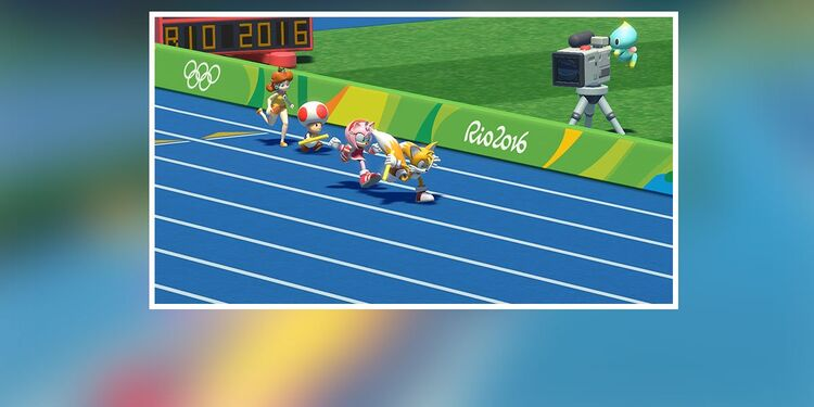 Picture shown with the third question in Mario & Sonic at the Rio 2016 Olympic Games Characters Quiz