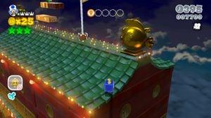 Other 8-bit Luigi found in Hands-On Hall in Super Mario 3D World.