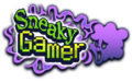 Title of Sneaky Gamer