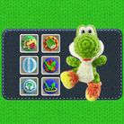 Thumbnail of Yoshi's Woolly World Power Badges Quiz