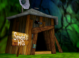 Snide's H.Q. in the game Donkey Kong 64.