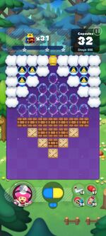Stage 996 from Dr. Mario World