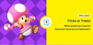 Icon for Fun Halloween Quiz