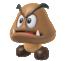 A Goomba in Super Mario Odyssey