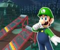 DS Luigi's Mansion T from Mario Kart Tour