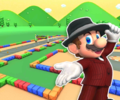 SNES Mario Circuit 3 from Mario Kart Tour