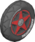 The Ring8_Black tires from Mario Kart Tour