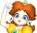 Mario Party 7 - Daisy win portrait.png
