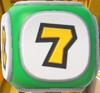 Yoshi dice block