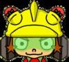 9-Volt Sprite from WarioWare, Inc.: Mega Microgame$!