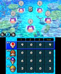 Cheep Diamonds from Mario Party: Island Tour