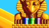 Mario in the level Egypt 1.