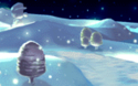 The icon for Frappe Snowland, from Mario Kart 64.