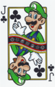 The Jack of Clubs card from the NAP-02 deck.