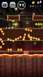 3-4 in Super Mario Run