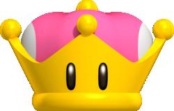 Super Crown artwork from New Super Mario Bros. U Deluxe