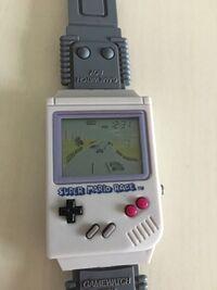 Super Mario Race, a Gamewatch Boy game
