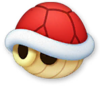 Shell from Dr. Mario World