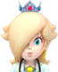 Sprite of Dr. Rosalina from Dr. Mario World
