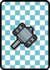 A Hurlhammer Card in Paper Mario: Color Splash.