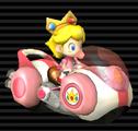Baby Peach's Jet Bubble
