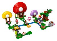 The LEGO Super Mario Toad's Treasure Hunt Expansion Set.