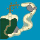 Cheep Cheep Beach map