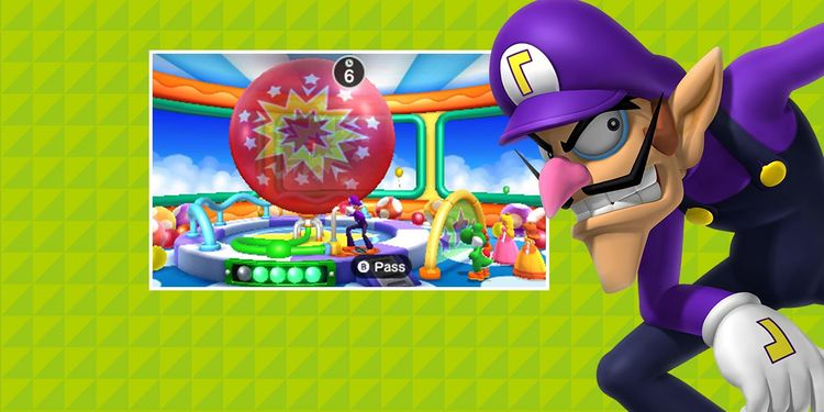 The image for the 4th question of Mario Party The Top 100 Fun Personality Quiz