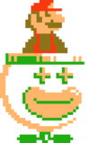 Official artwork, from Super Mario Maker.