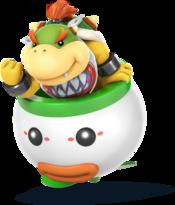 Bowser Jr. from Super Smash Bros. for Nintendo 3DS / Wii U