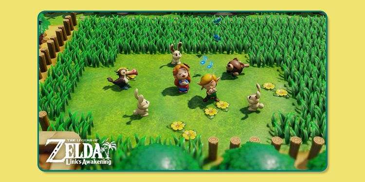 Picture shown with the fourth question in Fun Nintendo Spring-Themed Trivia Quiz
