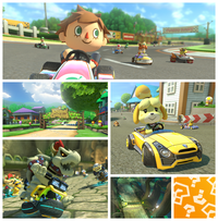 MK8 Animal Crossing DLC Alternate Poster.png