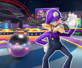 DS Waluigi Pinball R in Mario Kart Tour