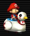 Baby Mario's Quacker