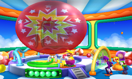 Balloon Busters from Mario Party: The Top 100