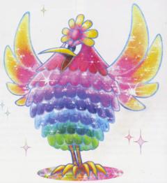 Artwork of Zeekeeper from Mario & Luigi: Dream Team