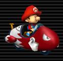 Baby Mario's Bullet Bike