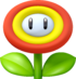 Fire Flower in Mario Kart 8