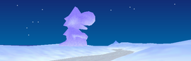 Frappe Snowland from Mario Kart 64.