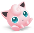 Jigglypuff from Super Smash Bros. Ultimate