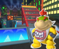 3DS Neo Bowser City T from Mario Kart Tour