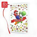 """Mario and Me"" journal My Nintendo reward"