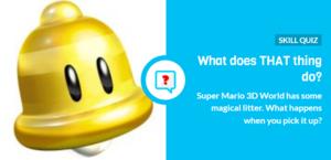 Icon for Trivia: Super Mario 3D World