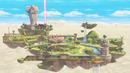 Skyloft stage in Super Smash Bros. Ultimate