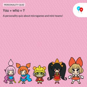 Icon for WarioWare Gold Fun Personality Quiz
