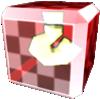A Fake Item in Mario Kart: Double Dash