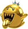 King Boo (Gold) from Mario Kart Tour