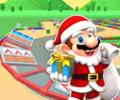 SNES Mario Circuit 1R/T from Mario Kart Tour