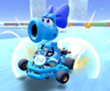The icon of the Mario Cup challenge from the Kamek Tour in Mario Kart Tour.