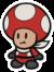 Rescue Red in Paper Mario: Color Splash
